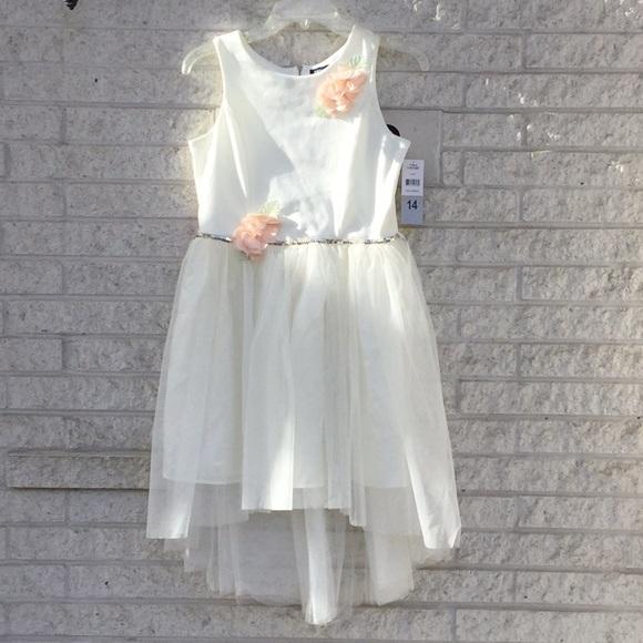 ac0422440187 Zunie Dresses | Hp New Precious Special Occasion Dress | Poshmark